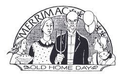 Old Home Day logo